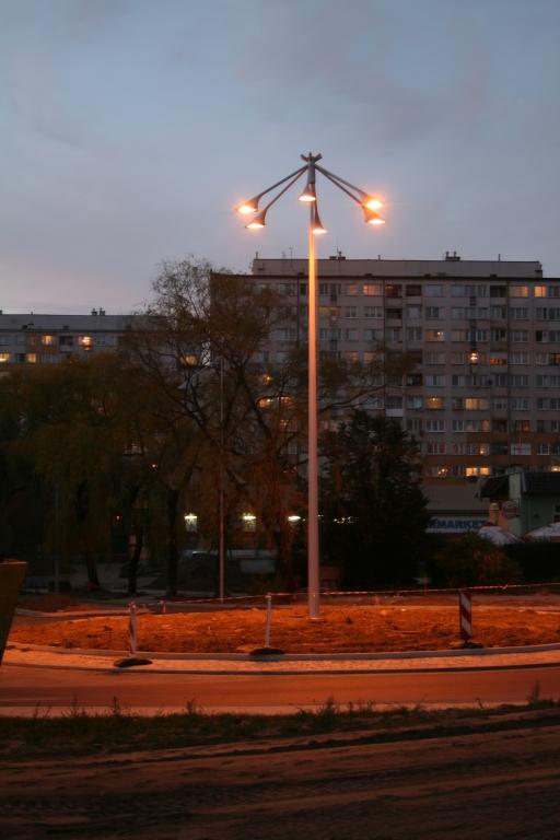 Modernizacja oświetlenia w Polkowicach