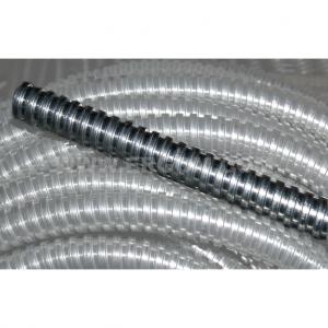 Rura elastyczna wykonana ze stali ocynkowanej typu WO