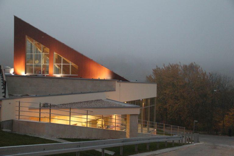 Oświetlenie hotelu INTERFERIE w Świeradowie Zdroju